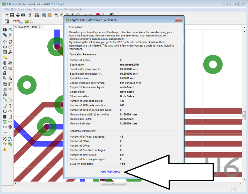 PCB Expert tip #4: Ordering PCBs directly through EAGLE at WEdirekt